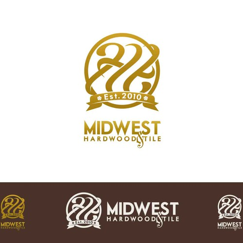 Logo wanted for Midwest Hardwood & Tile