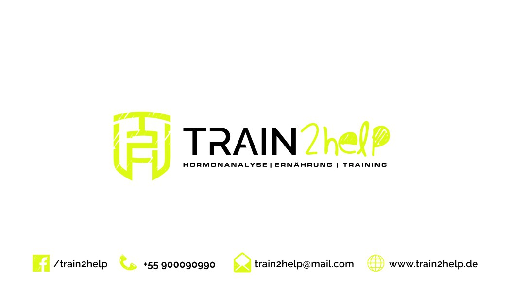 Logo for health coach and personal trainer - hormones, nutrition, training