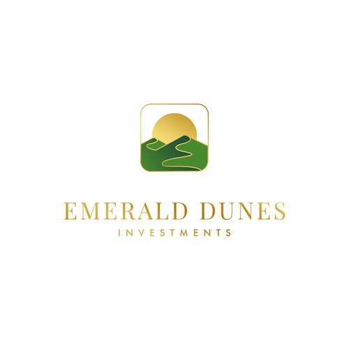 Logo For a High-End Real Estate Company
