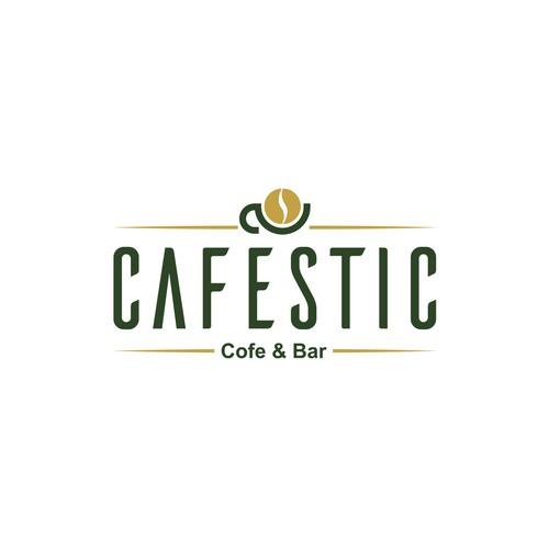 Cafestıc cofe  logo