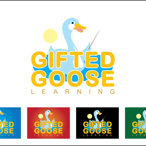 New logo wanted for Gifted Goose Learning