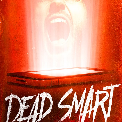 "Movie poster for horror film ""Dead Smart"""
