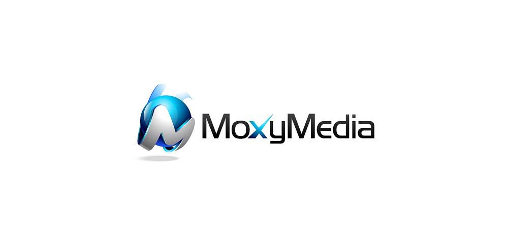 Create the next logo for Moxy Media