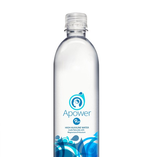 High Alkaline water packaging