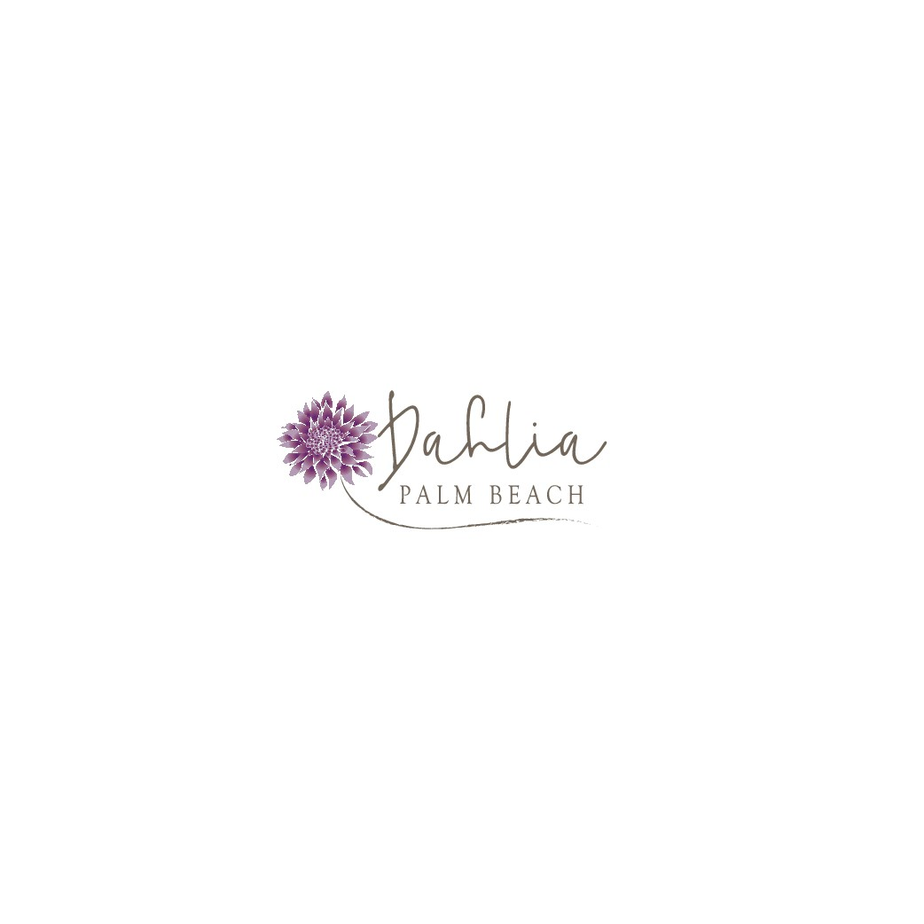 Create a simple but elegant logo/brand for local floral designer