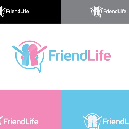 FriendLife - Logo