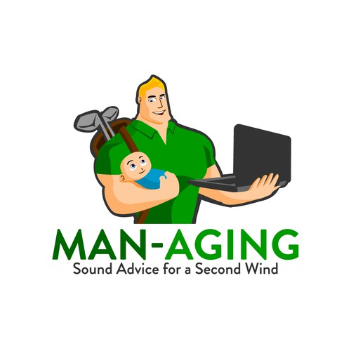 New logo wanted for Man-Aging