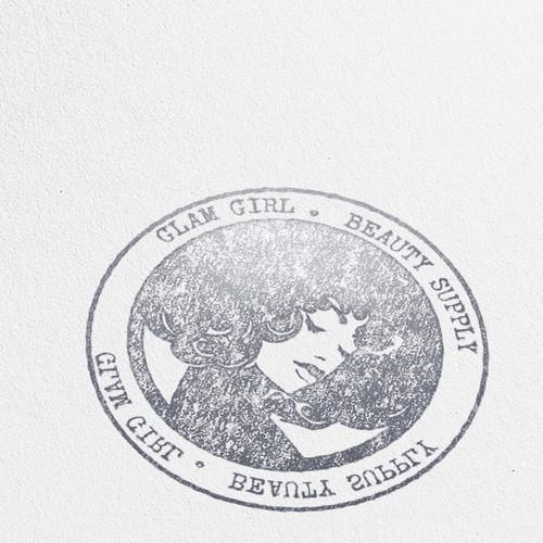 Logo design for Glam Girl