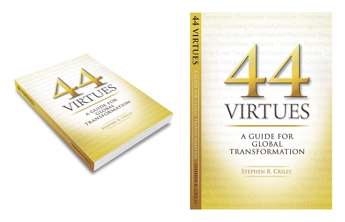 44 Virtues book cover