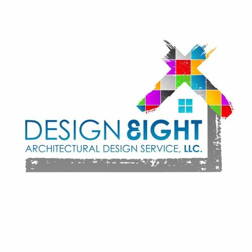logo for DESIGN EIGHT LLC