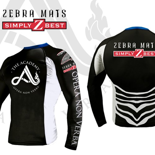 Rash Guard Design Required