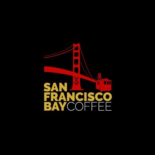 Logo for a coffee company.