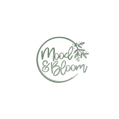 Logo floral pour fleuriste