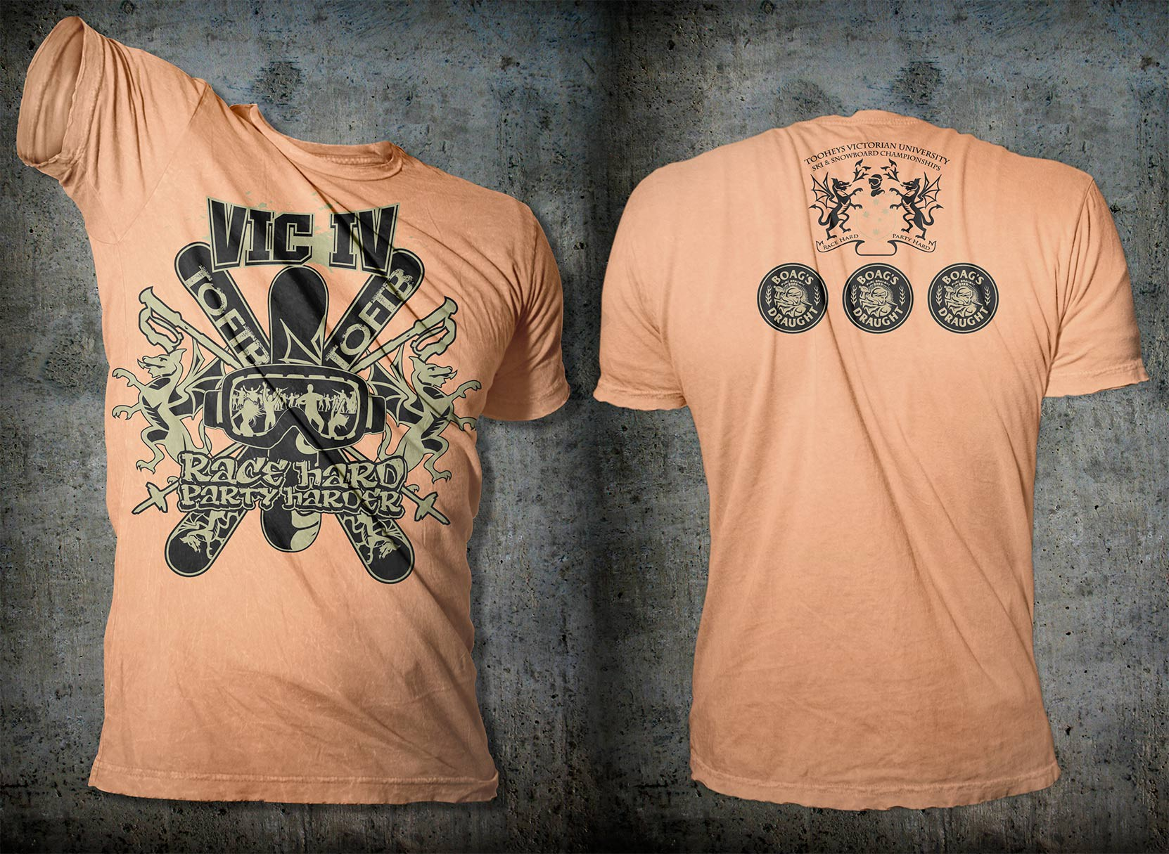 2012 Vic IV T-Shirt