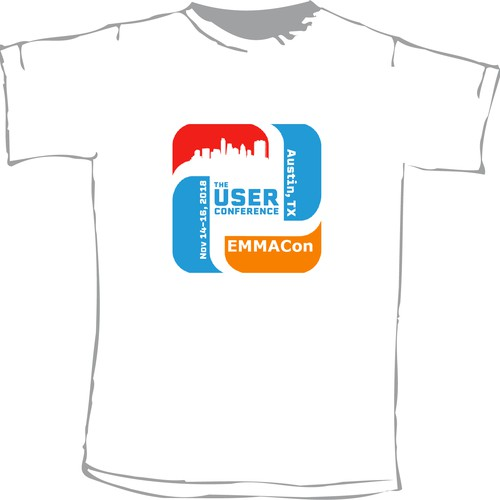 EMMACon Event Austin Skyline Shirt