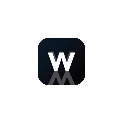 CrossFit workout logging app icon