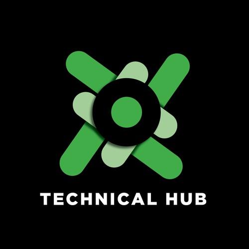 Logo for Tech Business