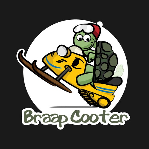 logo for braap cooter
