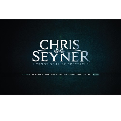 CHRIS SEYNER