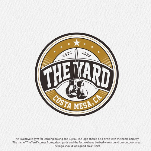 Logo For THE YARD
