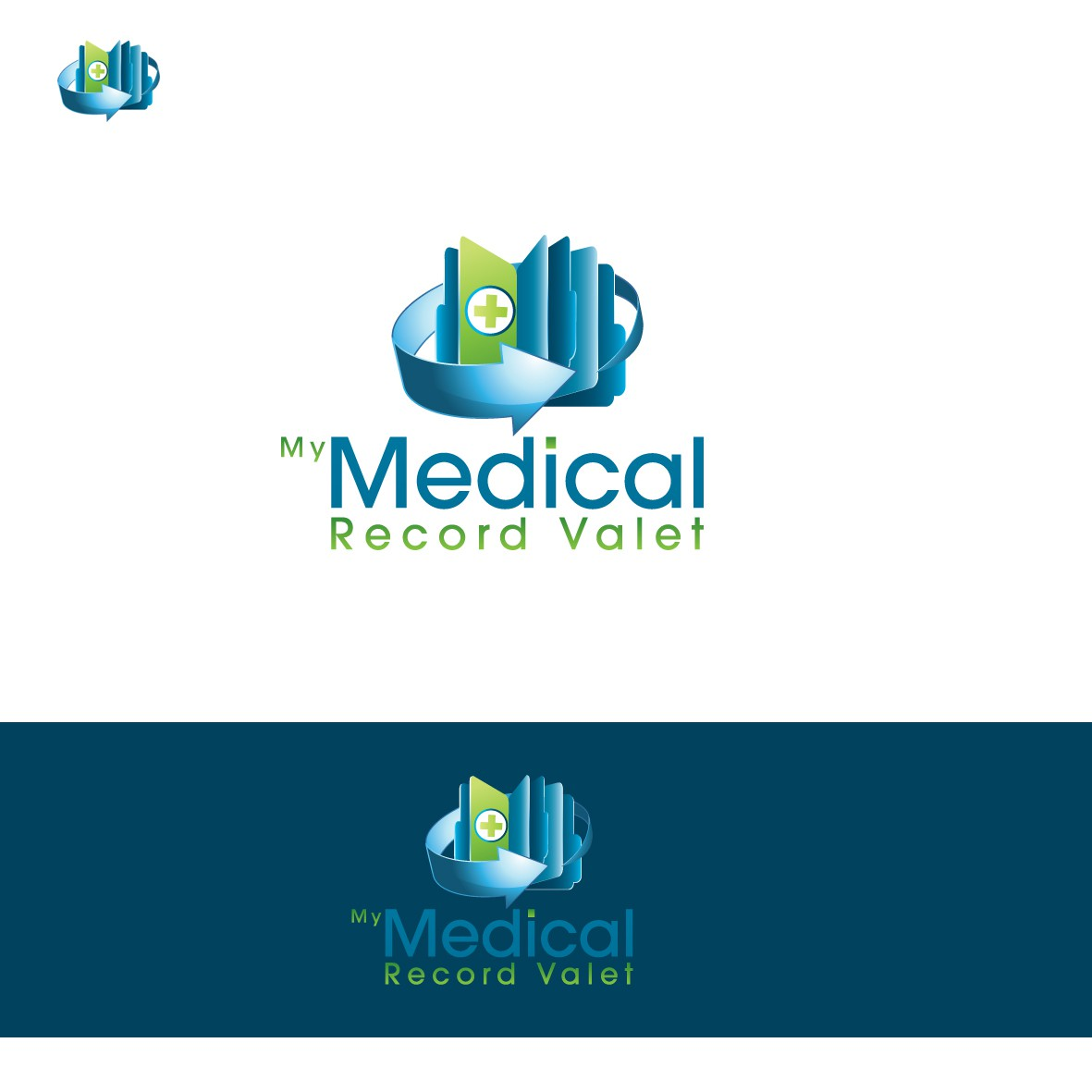 New logo wanted for My Medical Record Valet