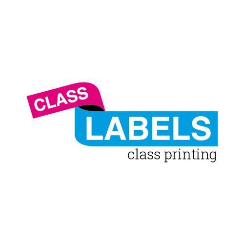 Printing company concept