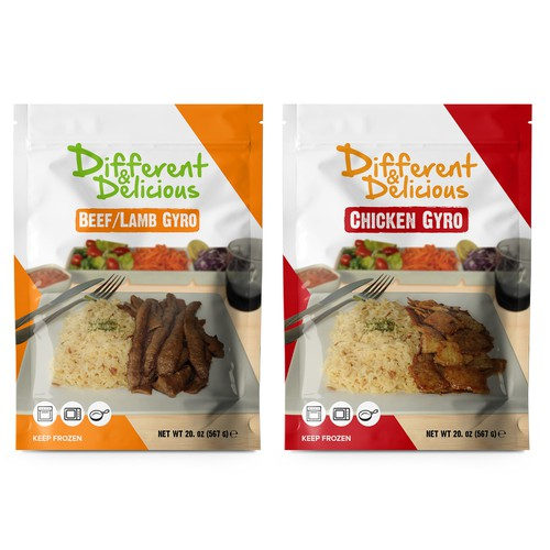 Differents & Delicious