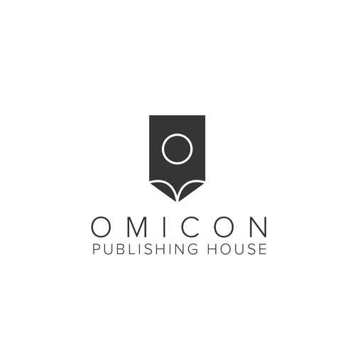 Brand Mark for Omicon Publishing House
