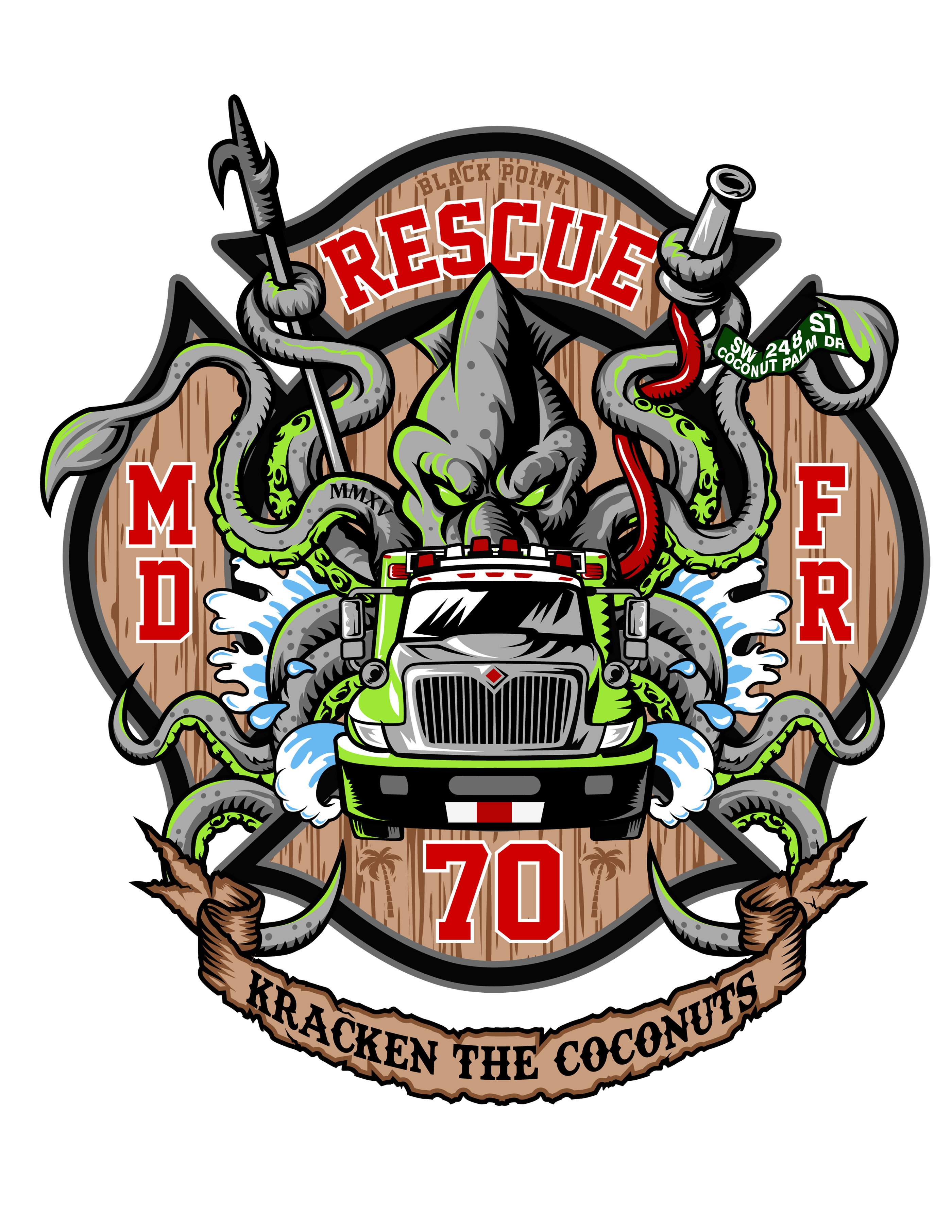 Rescue 70 mdfr