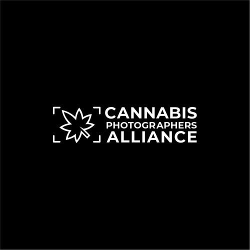 Logo for Cannabis Photographers Alliance