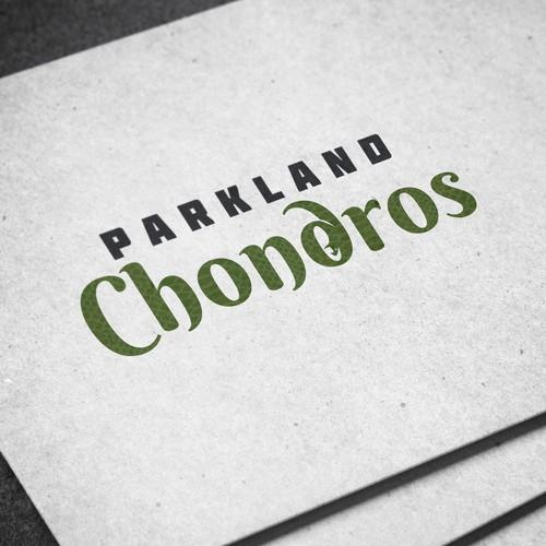 Logo Concept for Parkland Chondros
