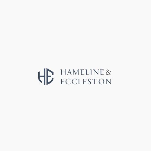 Elegant letter logo