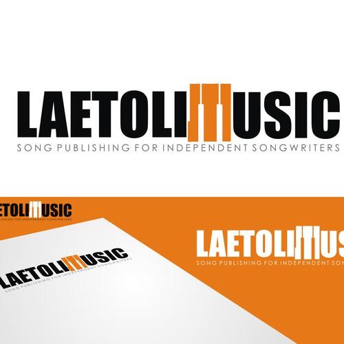 logo for Laetoli Music