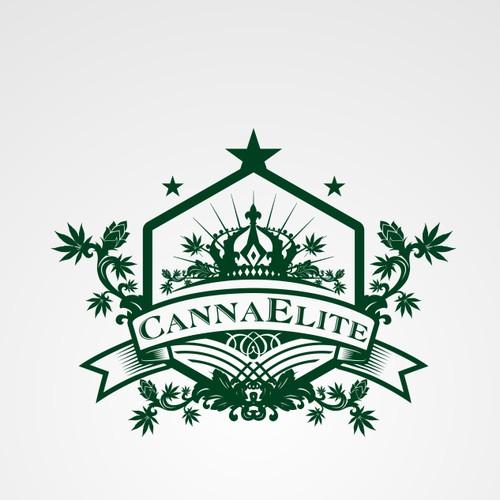 Emblem logo concept