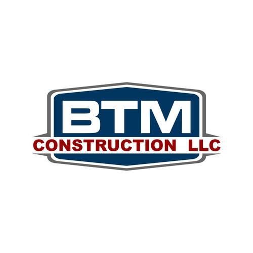 a classic logo for a construction company.