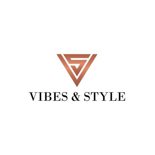Fashion logo Vibes & Style