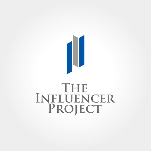 The Influencer Project proposed logo design