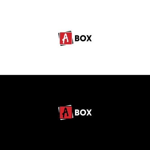 A box Logo