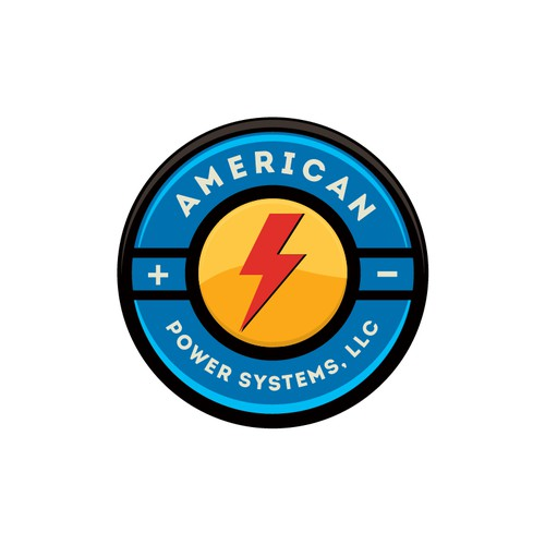 Logo for American Power System