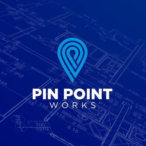 PIN POINT WORKS LOGO