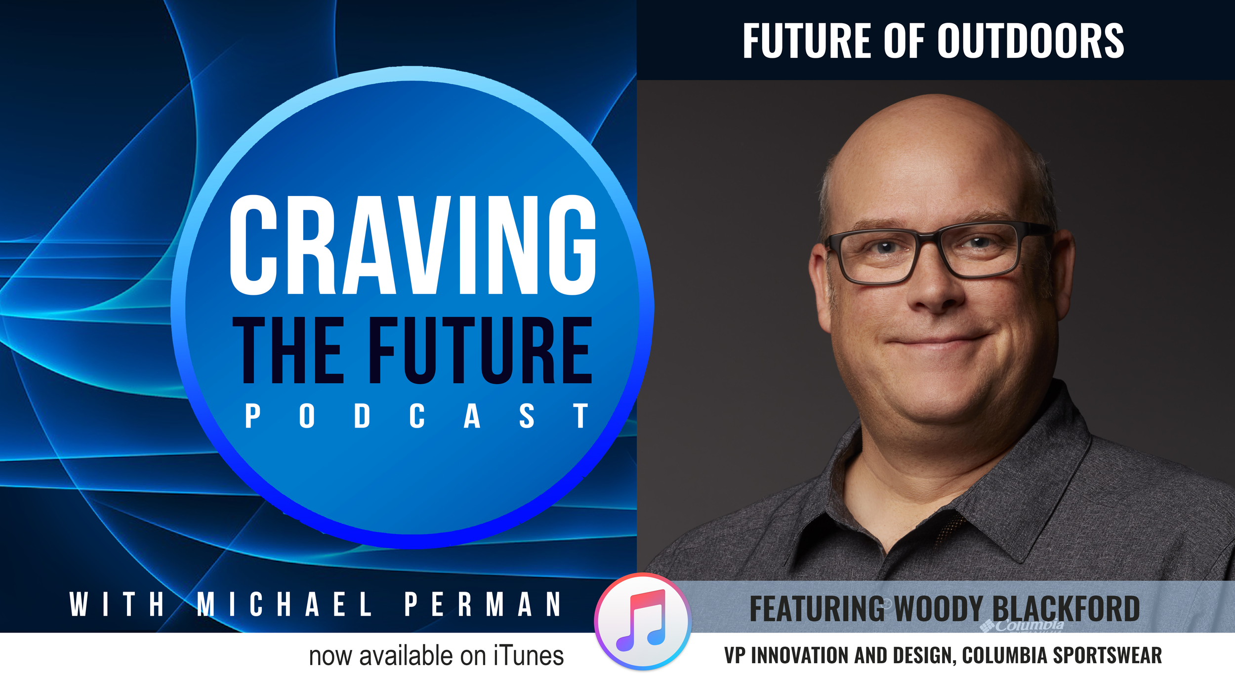 """Banners for podcast """"Craving the Future""""!"""