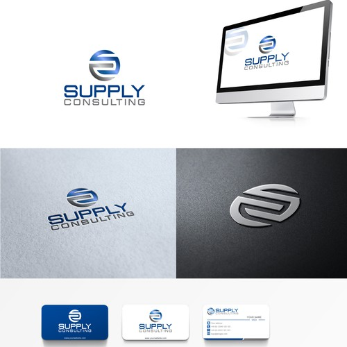 Creative, professional and modern logo for a supply chain consultingfirm