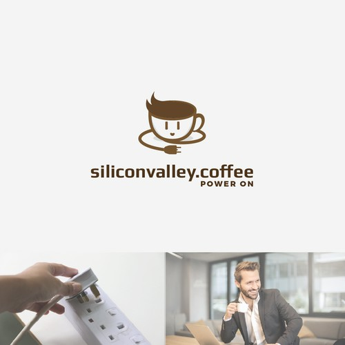 Logo concept for a coffee roaster