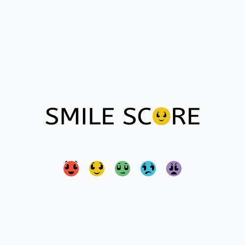 SMILE SCORE - five types of smile marks