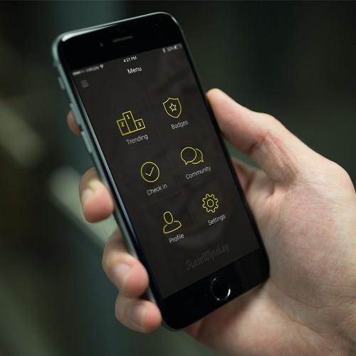 Modern iOS App Design