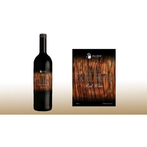 Wine Label Design Needed