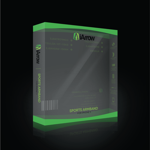Package Design for iArrow