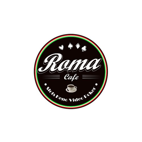 Logo's for Roma Cafe