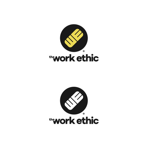 A winning logo for a podcast