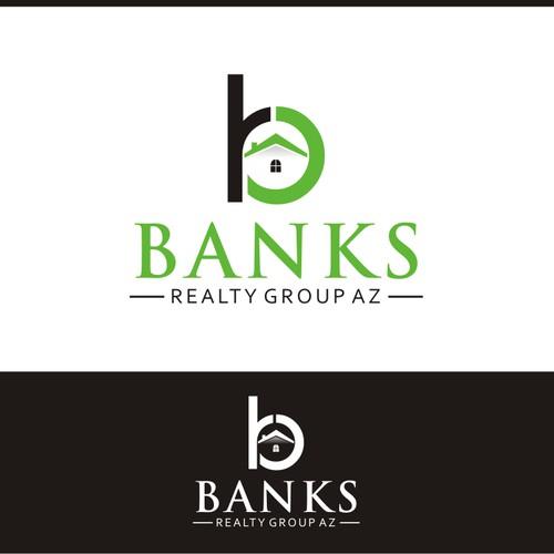 Banks Realty Group Logo